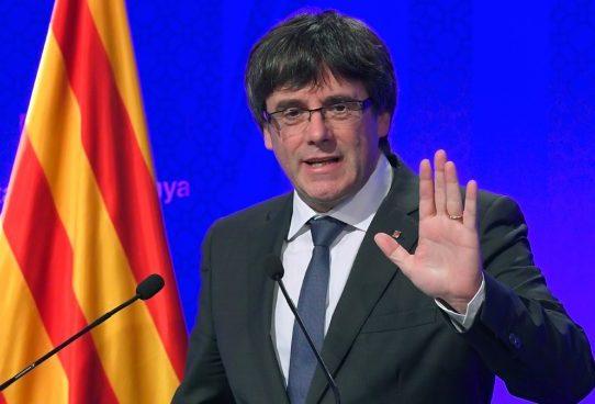 Puigdemont considera insuficientes los posibles indultos a los independentistas catalanes