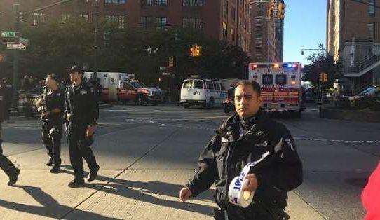 Tiroteo en Manhattan deja varios heridos, según medios de EEUU