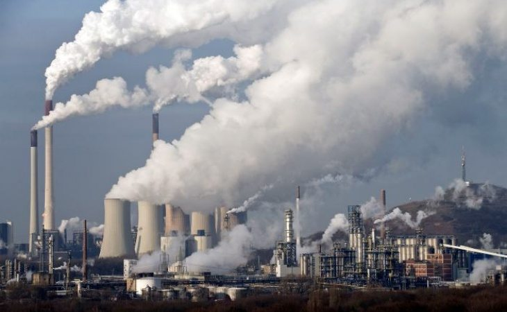 Satélite de la NASA revela picos estacionales de emisiones de CO2 en la Tierra