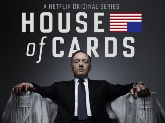 "Netflix anuncia fin de ""House of Cards"" en medio del escándalo Spacey"