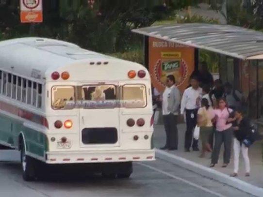 Transportistas de la ruta de Chepo se van a paro este lunes