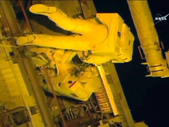 Brazo rob tico en segundos panam for Reparar brazo de toldo