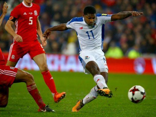 Panamá empata 1-1 ante Gales en amistoso
