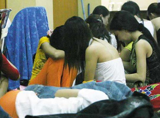 Rescatan a 11 mujeres en Betania tras operativos contra la trata de personas