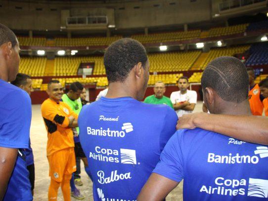 Panamá futsal con todo para los Juegos Bolivarianos