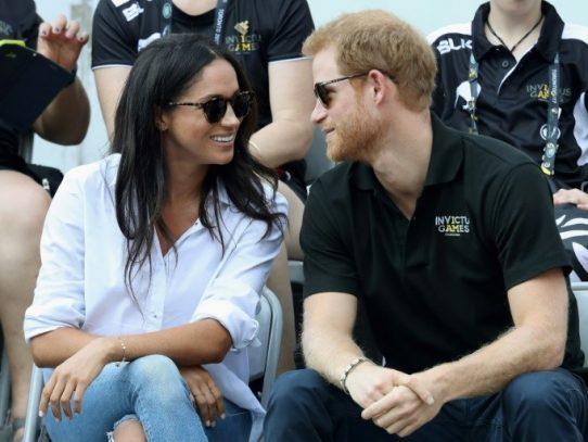 Enrique de Inglaterra y la actriz Meghan Markle se casarán en 2018