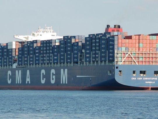 Naviera CMA incorpora biocombustible marino para sus buques