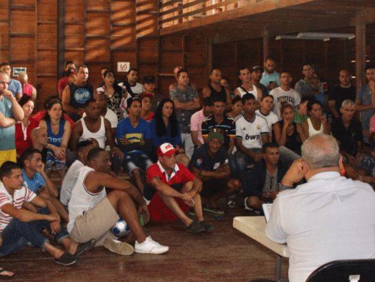 Culmina proceso de repatriación voluntaria de migrantes cubanos