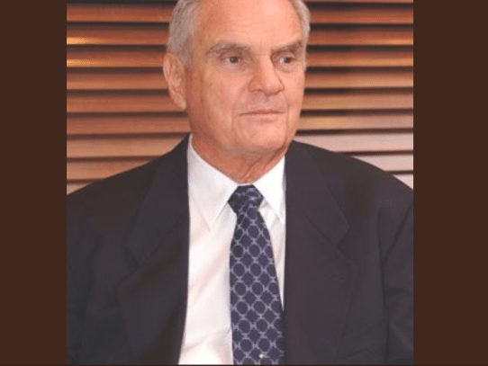 Falleció el banquero Federico Humbert Azcárraga