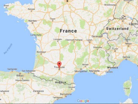 Conductor atropella a peatones cerca de ciudad francesa de Toulouse, tres heridos