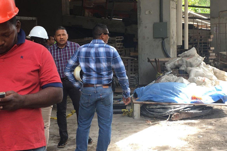 Fallece trabajador de la construcción, al caer de un edificio en ...