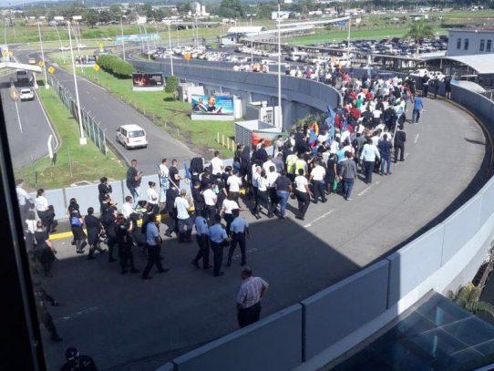 Copa confirma represalias a trabajadores huelguistas