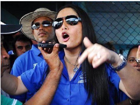 """Diputada Zulay Rodríguez acusa de """"matraqueador"""" a su colega """"Popi"""" Varela"""
