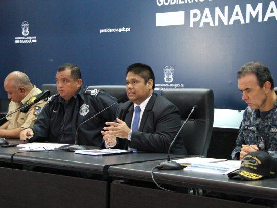 Ministerio de Seguridad confirma captura de 16 delincuentes nacionales de alto perfil