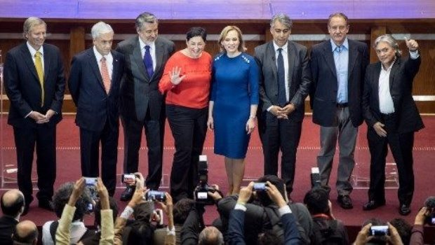 Chile se cita con las urnas para elegir al sucesor de Bachelet