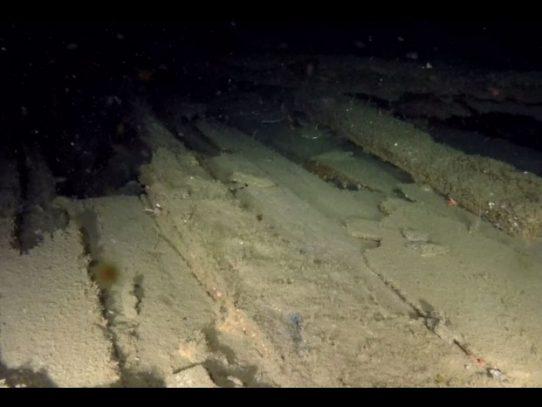 """Hallan restos del """"Titanic chileno"""" hundido 95 años atrás"""