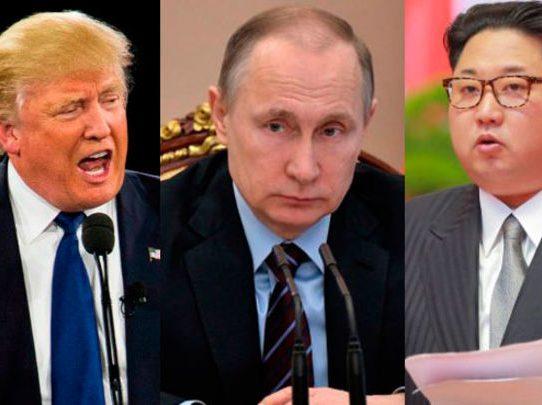 """Rusia acusa de EE.UU. de promover una """"catástrofe"""" en Corea del Norte"""