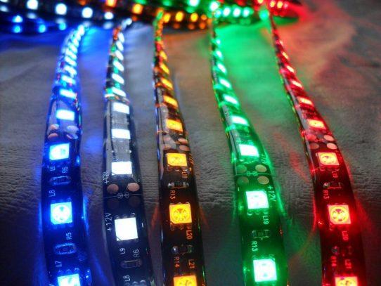 Las luces LED aumentan la contaminación lumínica en el mundo, dice estudio
