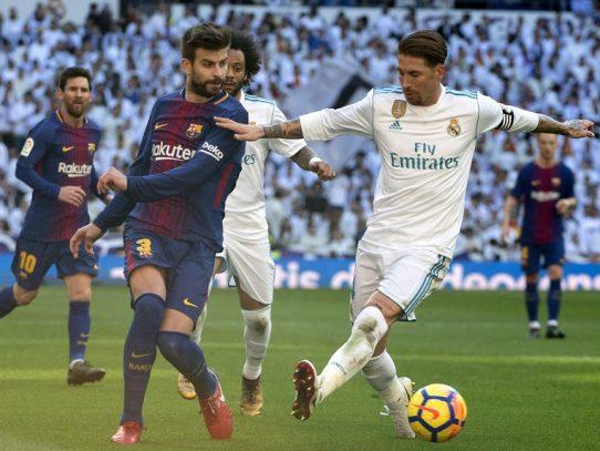 El Barcelona amarga la Navidad y hunde al Real Madrid