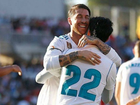 Real Madrid empieza la final con Ramos y sin Bale, Gremio repite once