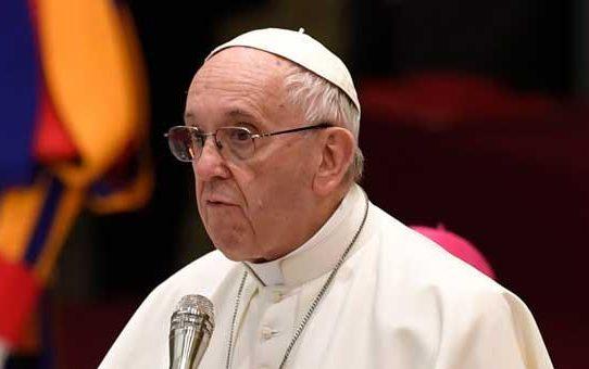 Papa acepta renuncia del arzobispo de Caracas