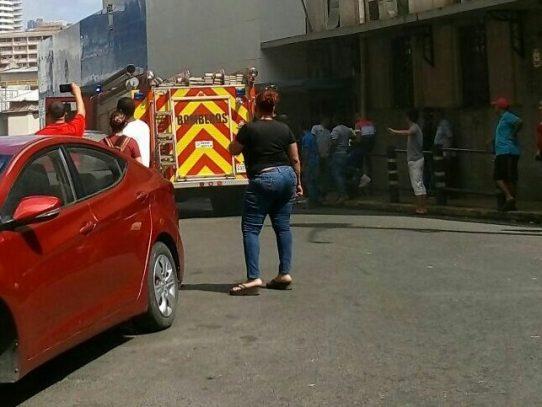 Suspenden atención medica en policlínica Presidente Remón por explosión eléctrica