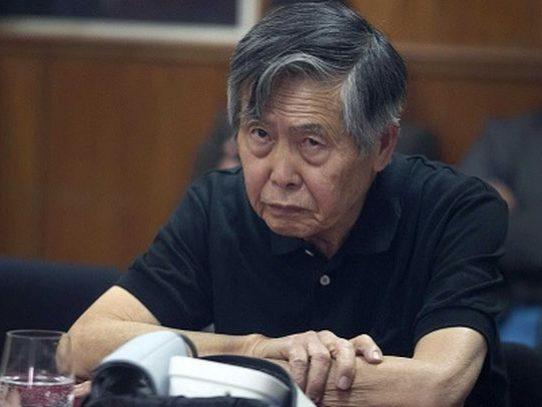 Juez peruano anula indulto a expresidente Fujimori y pide su captura