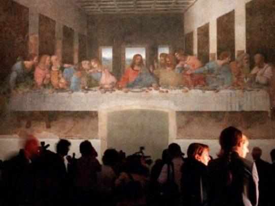 Da Vinci, posible autor de copia de su obra 'La última cena' expuesta en abadía belga