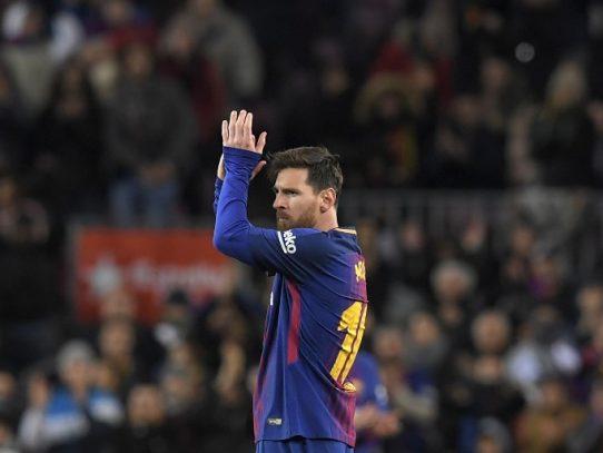 Messi anula al Celta y mete al Barcelona en cuartos de la Copa