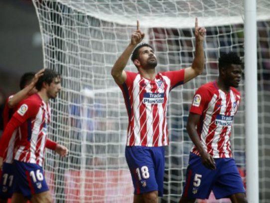 Atlético de Madrid gana 2-0 al Getafe y se sitúa a seis puntos del Barça