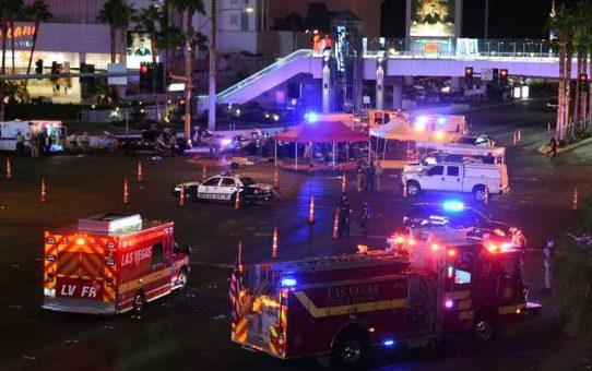 FBI investiga una segunda persona en masacre de Las Vegas
