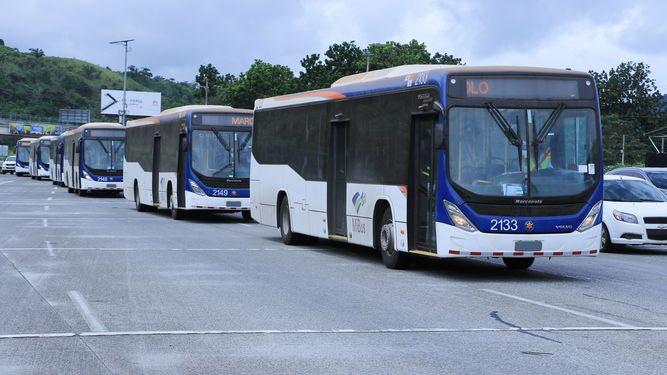 Establecen medidas para la ocupación de pasajeros en el transporte público