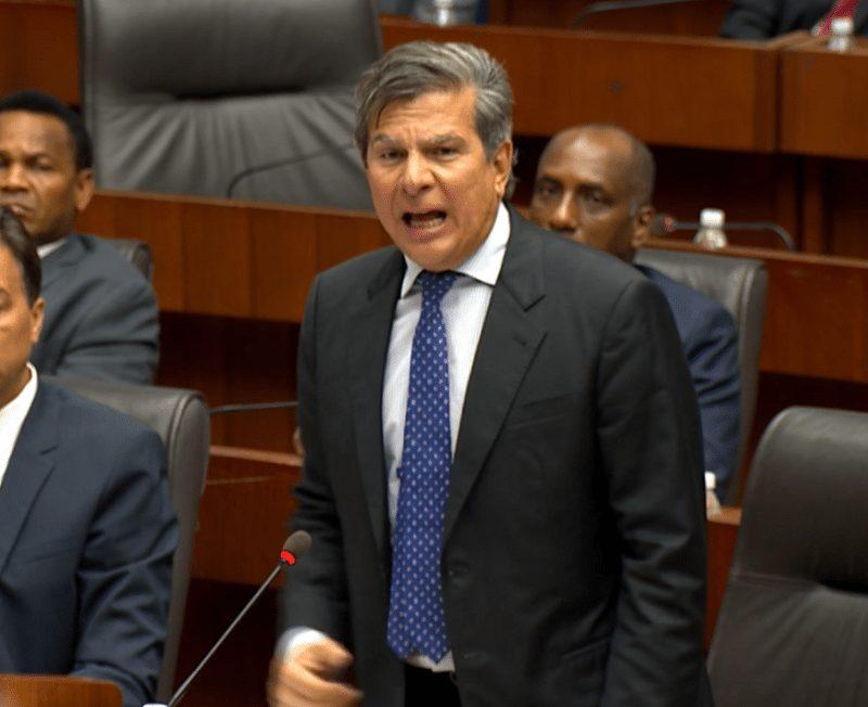 Diputado Popi Varela quiere  ser querellante en el caso Pinchazos