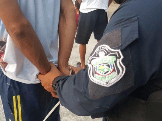 Decretan detención provisional a 5 hombres por el delito de pandillerismo en Chiriquí