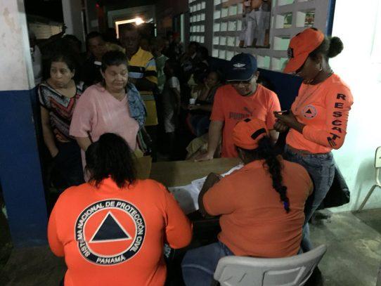 FTC brinda asistencia a familias afectadas en las costas de Colón