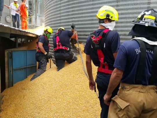 Hombre fallece tras caer dentro de silo en Los Santos