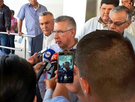 Martiz reitera posición sobre la nueva licitación de Lisinopril