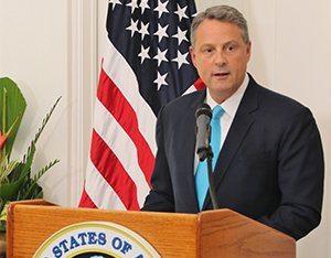 Renuncia de Feeley como embajador de Panamá sería por diferencias con Trump