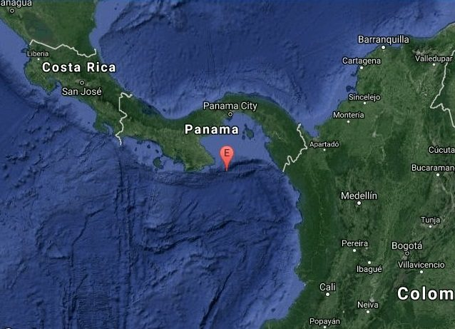 Sismo de magnitud 5,7 grados sacude parte de Panamá