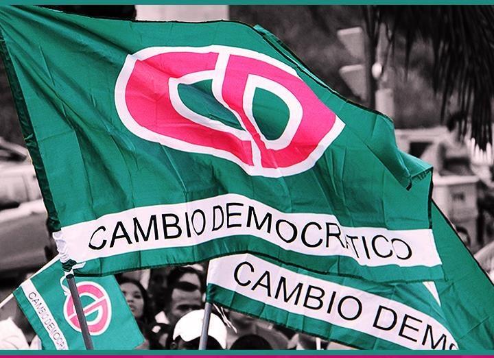 Campaña para la primaria presidencial del CD arranca el 26 de junio