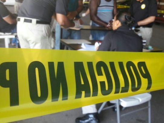 Durante el 2017 la Policía Nacional capturó más de 400 pandilleros