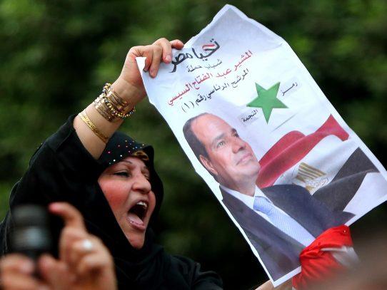 General egipcio Sisi busca perpetuarse en el poder