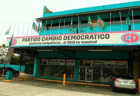 Divulgan calendario electoral para las primarias de Cambio Democrático