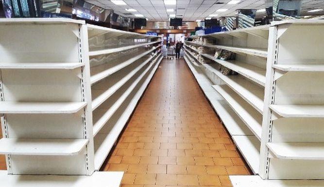 Venezuela: El drama de los anaqueles vacíos
