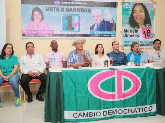 Ricardo Martinelli pide el voto por teléfono desde su celda en Miami, USA