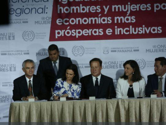 Panamá se integra a la Coalición Global de Igualdad Salarial
