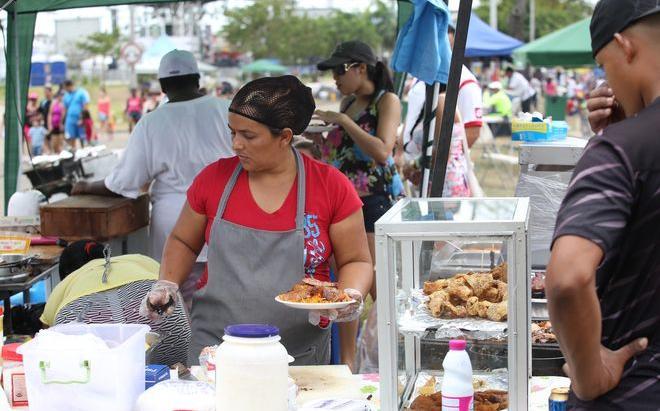 Sortearán puestos de venta de comida para Carnaval capitalino este miércoles