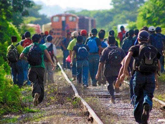 Detienen en frontera México-EEUU a 109 indocumentados centroamericanos