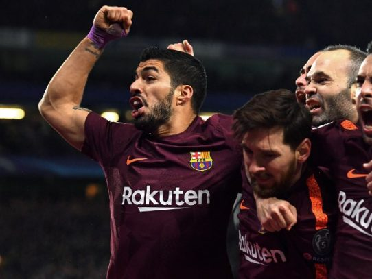 Barcelona logra empate valioso 1-1 ante Chelsea gracias a Messi