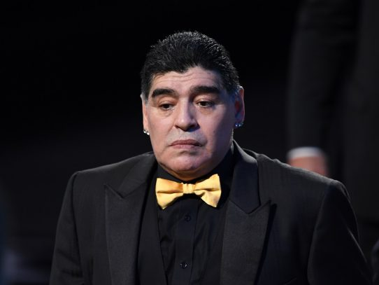 La vida de película de Maradona, entre la gloria y el abismo, en Cannes